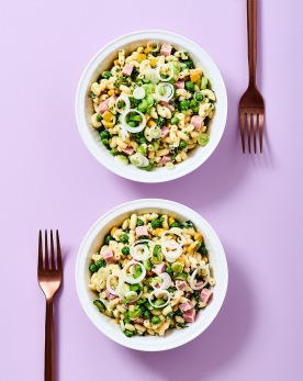 Salade Coquillettes Petits Pois