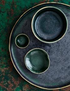 Grès Vert Bronze