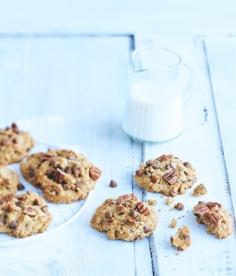 Granolas et Mueslis . Cookies Muesli Chocolat