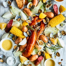 Lobster Boilled