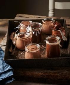 Duo Mousses au Chocolat